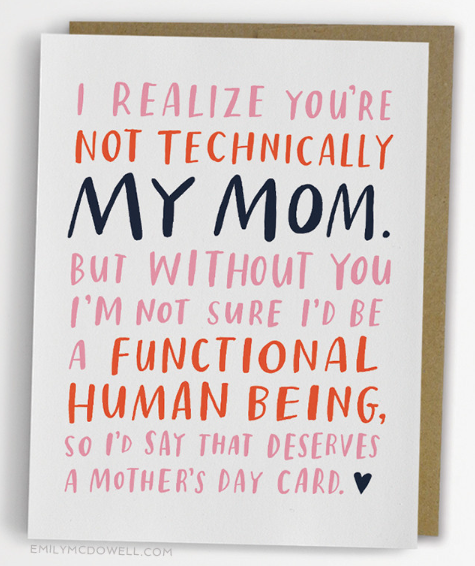 stepmothers and mother s day trials and tribulations an evidence